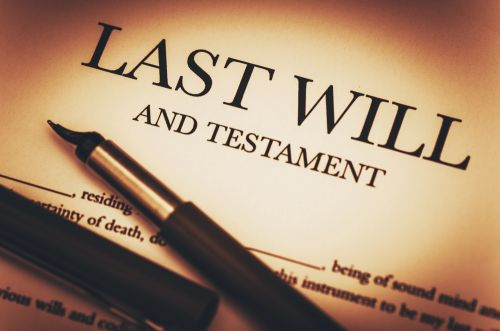 How to make a will in Texas