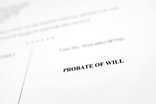 Does Texas require probate for wills?